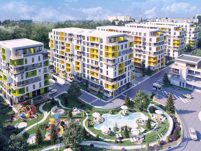 Real Residence Resort - Cartier Rezidential Ploiesti