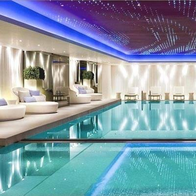 Piscina interioara - Real Residence Resort Ploiesti